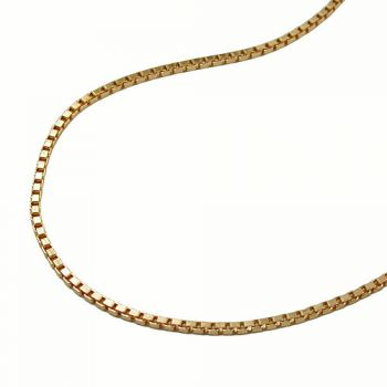 Collier, Venezianer diamantiert, AMD 42cm