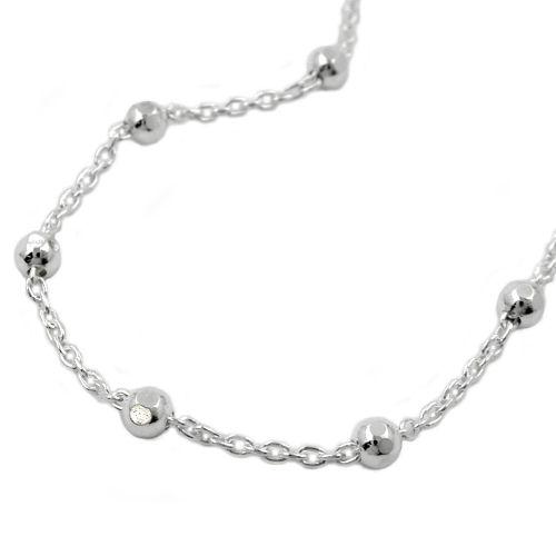 Schmuck juweliere collier kette mit kugeln silber 925 - Spiegel mit kette ...