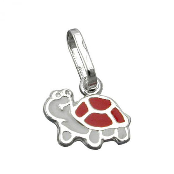 Anhänger, Schildkröte, Silber 925