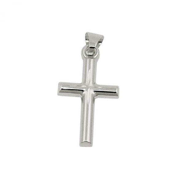 Anhänger, Kreuz, Silber 925