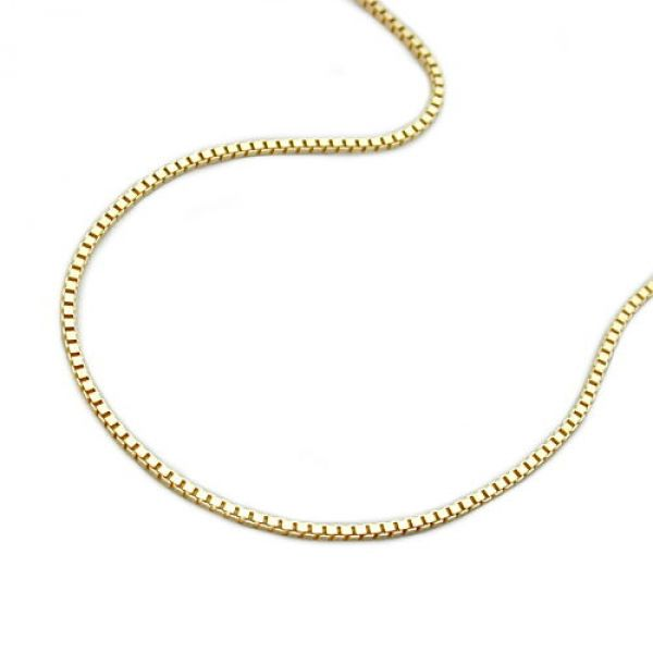 Collier, Venezianer-Kette 42cm 9Kt GOLD 42cm
