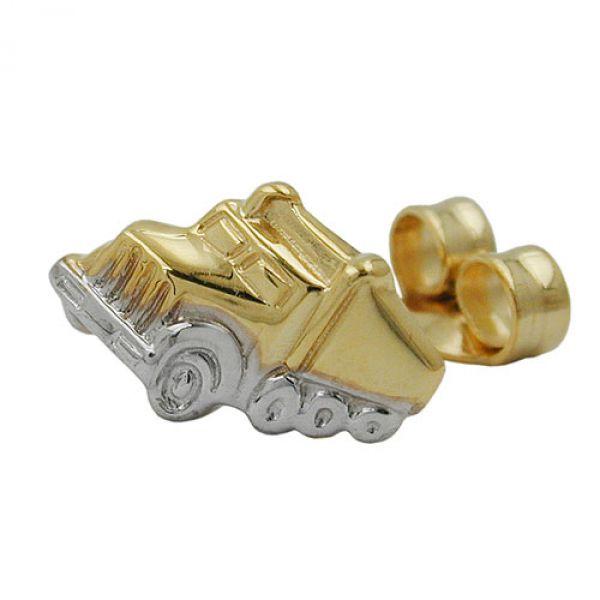 Stecker, Truck, 9Kt GOLD